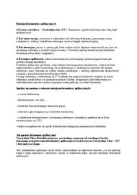 Jak Napisać List Motywacyjny Notatekpl