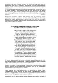 Charakterystyka Twrczości Daniela Naborowskiego Notatekpl