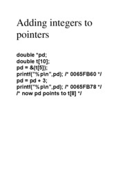 adding-integers-to-pointers