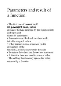 parameters-and-result-of-a-function