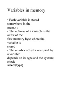 variables-in-memory-overview