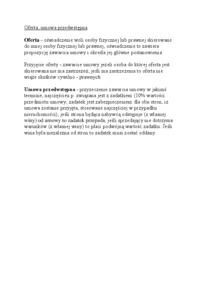 c9b7cc134da1a7 Wzór-Oświadczenie o odstąpieniu od umowy - Notatek.pl