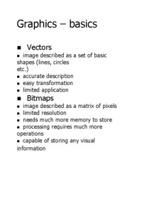 basics-of-graphics