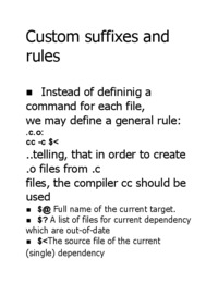 custom-suffixes-and-rules