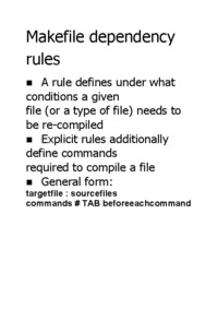 makefile-dependency-rules